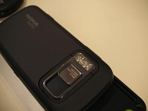 Nokia N86 Camera