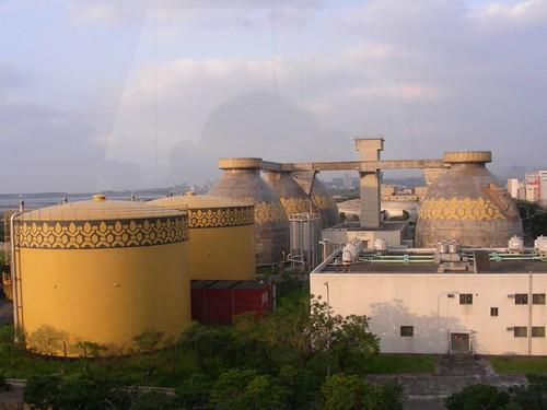 十三行博物館-污水廠