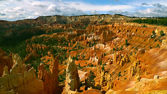 Bryce Canyon National Park (StephenHB) Tags: trip camping wild vacation arizona nature ecology lumix utah spring desert hiking earth biosphere roadtrip lodge system communication planet reality environment sw bryce biology eco temporal americansouthwest brycecanyonnationalpark brycenp greenphotography lx3 brycecanyons bryceutah stephenbrooks pleasantstreets pleasantstreetphotography