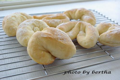 法國牛奶麵包