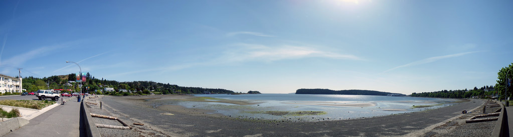 Departure Bay Pano