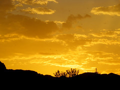 golden sky (Marlis1) Tags: sunset sky clouds spain elsports weatherphotography justclouds grangrupo marlis1