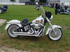 bzDSC08289 (Mel ( RiderBlues )) Tags: ontario honda arthur chopper ride guelph games harley motorcycle yamaha suzuki sporty softtail pokerrun ultraglide buzztoms
