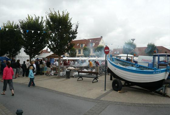 Wissant town fair