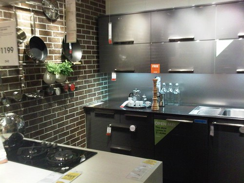 Great IKEA High Gloss Grey Kitchen Cabinets 500 x 375 · 118 kB · jpeg