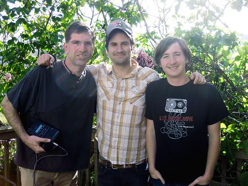 Peter Finch, Matt Nathanson, KC Turner