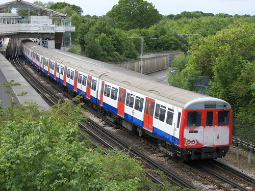 A Stock Leaves Hillingdon
