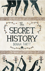 The Secret History - cover (Jacob Stead) Tags: history illustration greek book donna secret cover tartt