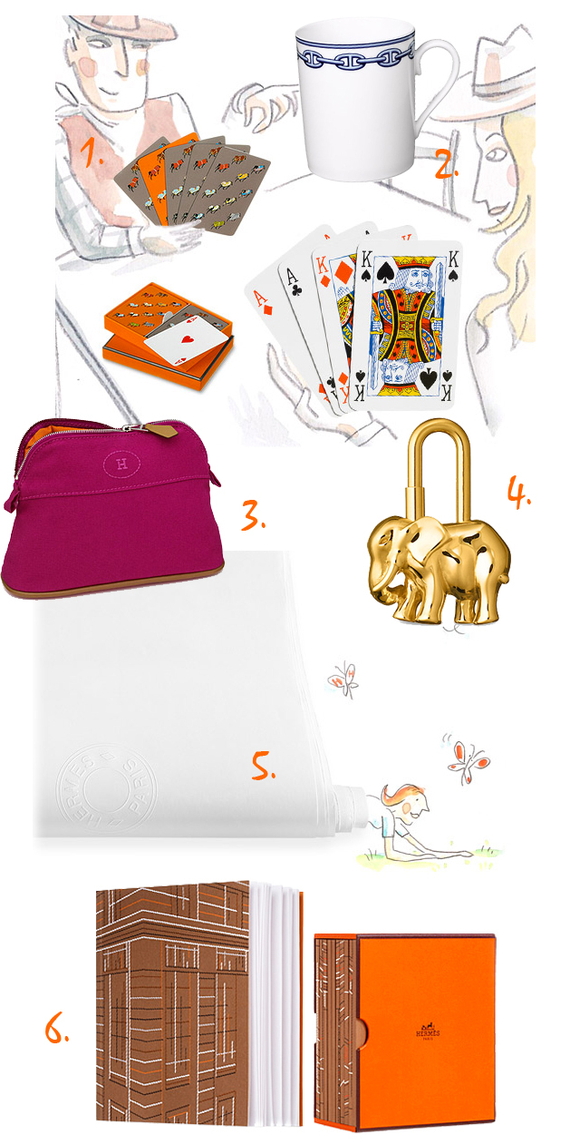 hermes under $300  -numbered