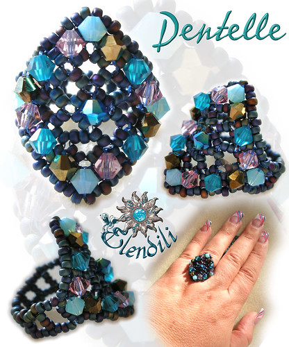 Anillo Dentelle by **Elendili**