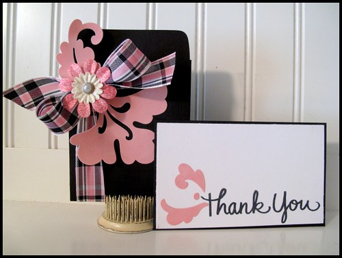 Stampendous Thank you 3