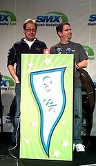 The Google team won the SMX West 2008 Search Engine Bowl
