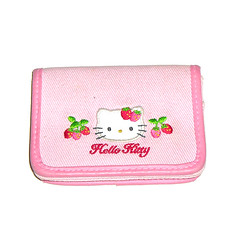 Hello Kitty Strawberry Card Wallet (pkoceres) Tags: pink japan strawberry wallet hellokitty sanrio card     boughtonebay  hellokittystrawberry