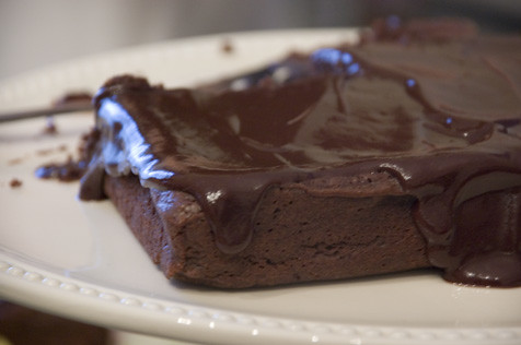 fudgiest chocolate cake