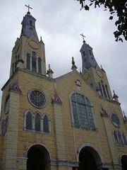 Chiloe - Castro - eglise
