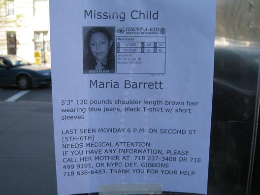 Maria Barrett