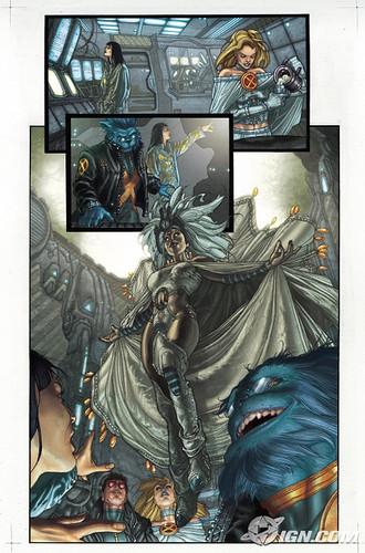 Astonishing X-Men second stage