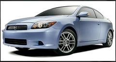 My new Scion Tc