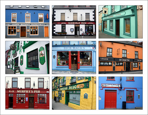Pubs Of Dingle