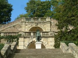 statue de D'Artagnan à Auch