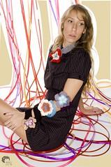 (Karen Oliveira : )) Tags: feltro l maricota cachecol acessoriosalternativos inverno2008 coleoinverno2008 colarcachecol