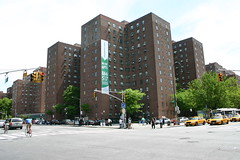 Stuyvesant Town, May 2008 by Marianne O'Leary, on Flickr
