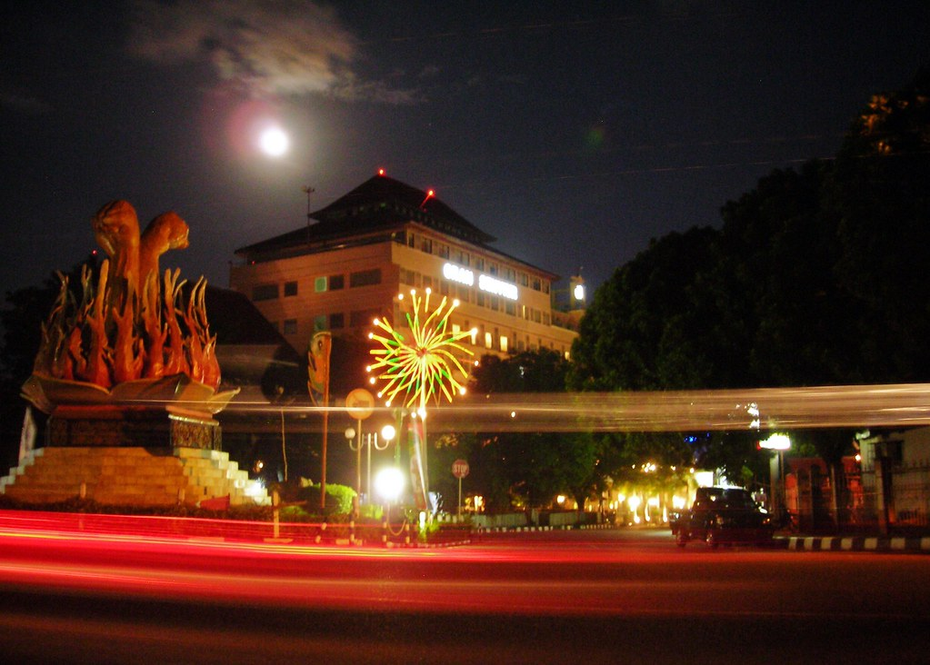The World S Most Recently Posted Photos Of Balikpapan And Night