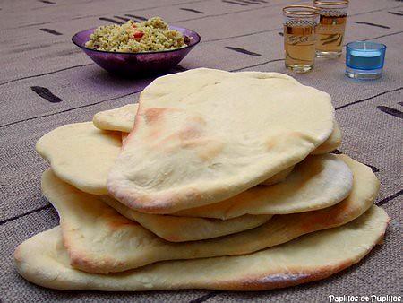 Pita - pain Libanais