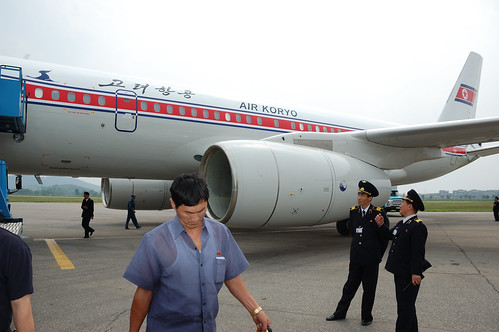 Air Koryo's New Tu-204. by (stephan), on Flickr