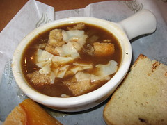 Panera Bread: French onion soup