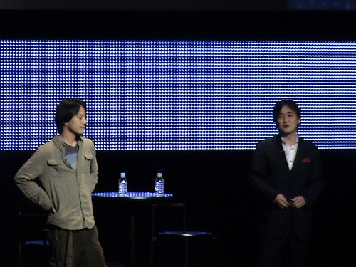 ニコニコ大会議-夏野さんとひろゆきさん