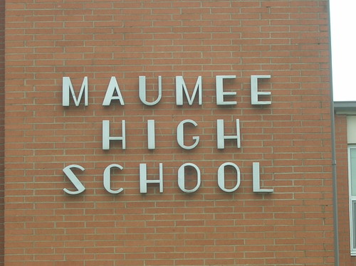 Maumee High School #3--Maumee,
