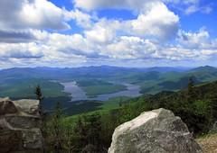 Lake Placid (wynjym) Tags: mountain adirondacks whiteface lakeplacid overtheexcellence naturethroughthelens