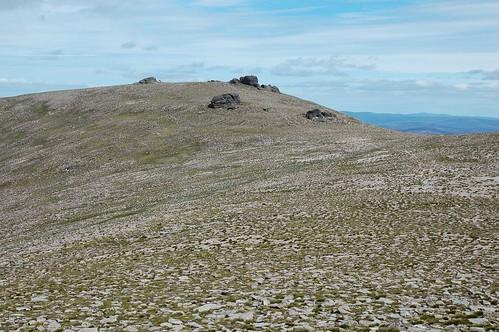 Summit Torr's on Beinn Mheadhoin
