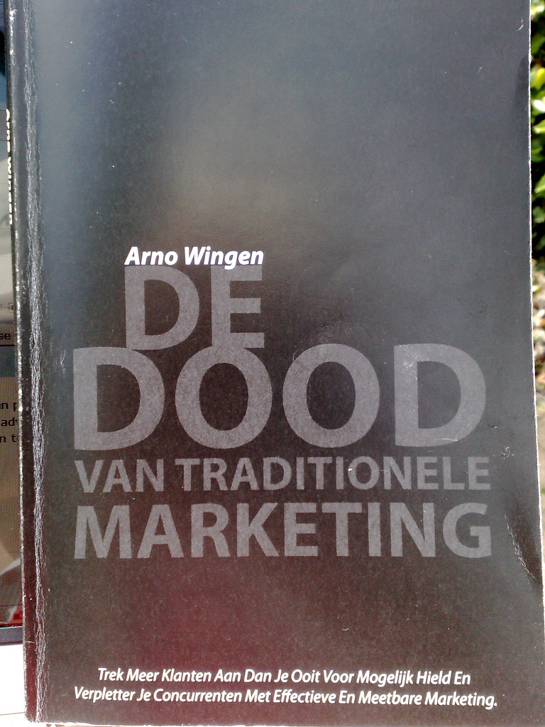 De dood van traditionele marketing - Direct Marketing