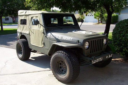 Custom 2001 Jeep Wrangler Military Project Page 46 Jeepforum Com