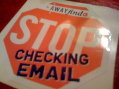 Stop Checking Email with AwayFind.com