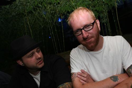 brandon and mike