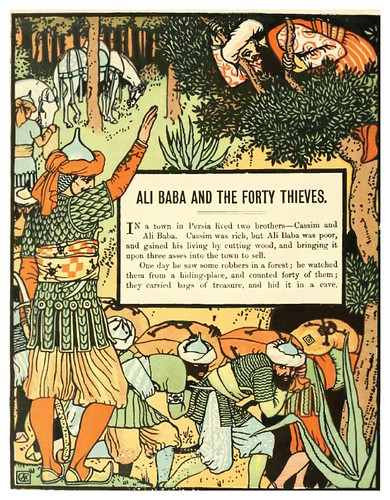 12 - Ali Baba and the Forty Thieves 1