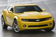 Chevrolet unveils the new Camaro – a fun, efficient sports car for the 21st century