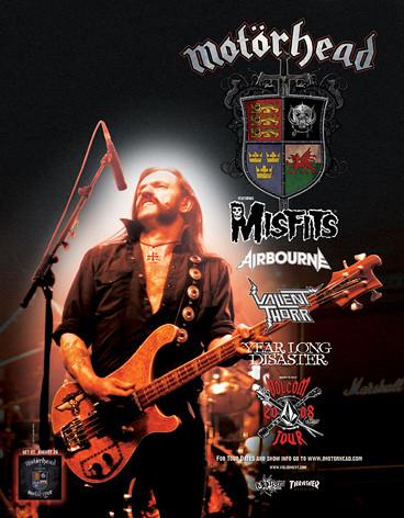 Volcom 2008 Tour