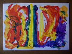 Luz y color en acrlicos (vartanvartanian) Tags: color luz pencil watercolor uruguay paint arte sombra crayons acuarela fotografia dibujo pintura artista paints vartan leo crayolas lpiz acrlico migues canelones vartanian