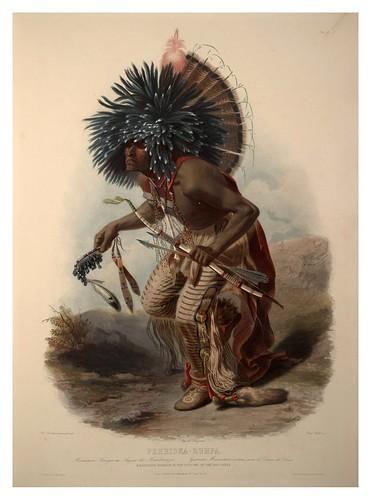 0056r- GuerreroMoennitarri vestido para la danza del perro