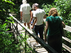 Last Bridge (gerryblog) Tags: ecovillage earthaven