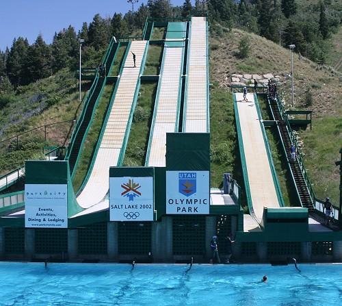 Olympic Park, Utah