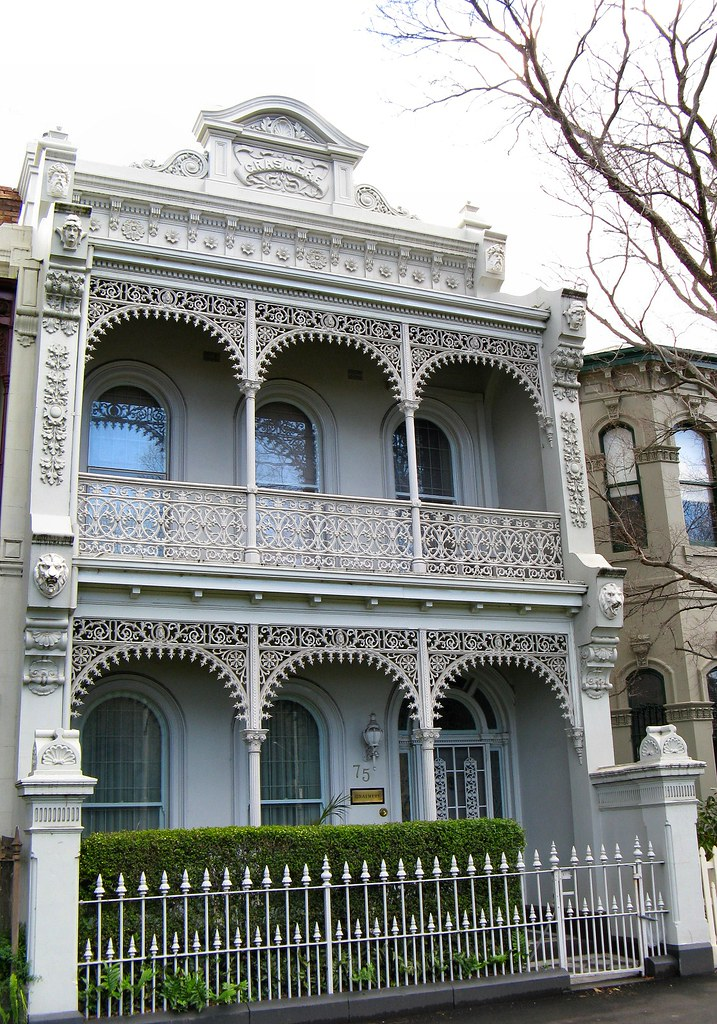 Australia Melbourne Victorian Architecture