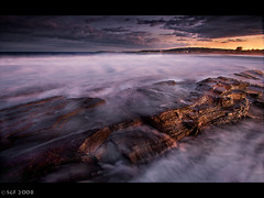 North Narrabeen Sunset (sachman75) Tags: longexposure sunset seascape beach pool sydney australia filter lee nsw 888 1022mm rockpool northnarrabeen interestingness366 i500 oceanbaths 40d nd9 visiongroup 080808 vision100 nd3stop