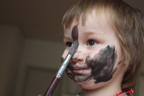 Face Painting :: Ryder