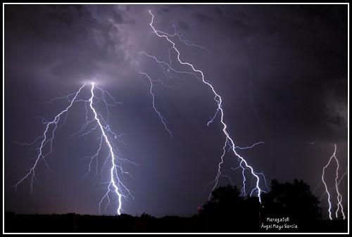 Tormenta eléctrica por maragato81