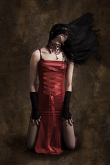 Goth (mrksaari) Tags: portrait fashion dark hair studio photography model gothic goth d70s 1870mmf3545g passion katri mywinners abigfave aplusphoto skslkurssi goldstaraward viikonloppupaja08 stealingshadows damniwishidtakenthat womenexpression reflectyourworld passionateinspirations